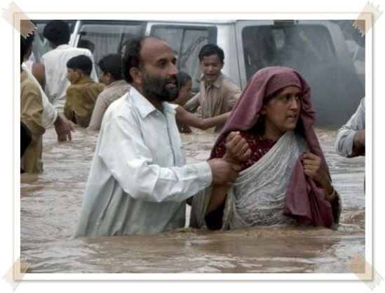 Flood In Pakistan 2010