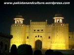 Pakistan+Lahore+Fort+sheesh+mahal+pictures