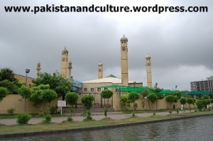 Mosque_in_DHA,_Karachi+pakistan+pictures
