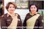 pakistani FIRST GENERAL+female+army+pictures