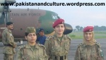 pakistani female+army+pictures