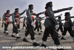 PAKISTANI FEMALE SOLDIERS